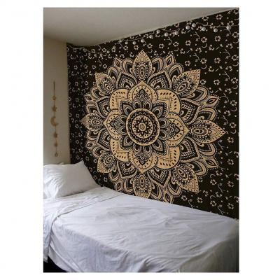 Demana Indian Boho Elephant Tapestry Color Mandala Decorativo Tapiz Tapiz Colgante 150x130cm